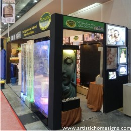 2012 HomeDec@KLCC Booth 4377 Side View
